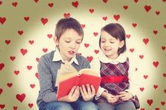 Le concept de Valentine Photo stock