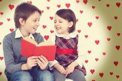 Le concept de Valentine. Images stock