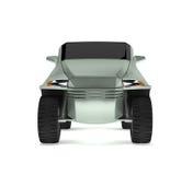 Le concept tous terrains de véhicule est nommé Rex Photos libres de droits