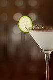 Concombre martini images stock