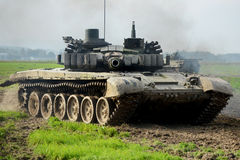 Le conflit armé photo stock