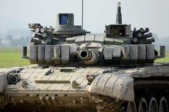 Le conflit armé photographie stock