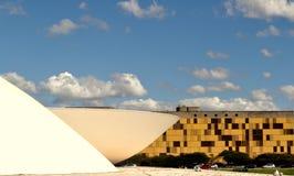 Le congrès brésilien Images stock