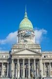 Le congrès de la nation argentine Photos libres de droits