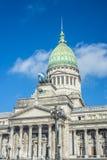 Le congrès de la nation argentine Photographie stock libre de droits