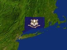 le Connecticut Image libre de droits