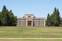 Le Conseil australien d'héritage dans le territoire capitale de l'Australie de zone parlementaire de Canberra photographie stock