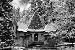 LE Conte Memorial κατοικεί Στοκ φωτογραφία με δικαίωμα ελεύθερης χρήσης