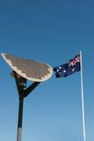Le contrat à terme solaire de l'Australie Image stock