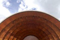 Le coperture del portello, esplanade di lungomare, Boston Immagini Stock