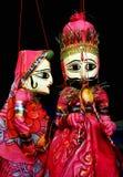 Le coppie indiane Fotografia Stock