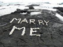 Le corail m'épousent Photo libre de droits