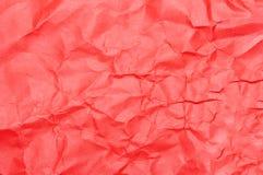 Le corail a saturé le fond de papier abstrait photos libres de droits