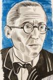Le Corbusier stock image
