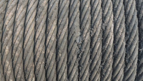Le corde modellano su fondo immagini stock libere da diritti