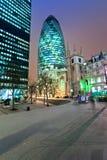 Le cornichon, Londres, R-U. Image libre de droits