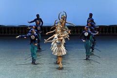 Le Corsaire ballet Royalty Free Stock Photo
