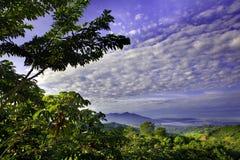 Le Costa Rica Photos libres de droits