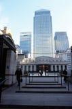 Le costruzioni più alte a Londra Immagine Stock Libera da Diritti