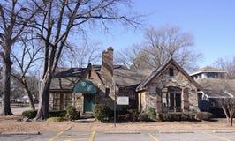 Le cottage de cadeau, Memphis occidental, Arkansas Photographie stock