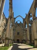 Le couvent de notre Madame du mont Carmel image stock
