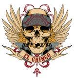 Gringo d'EL Image libre de droits