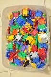 Le créateur de plastique de la couleur des enfants Photos stock