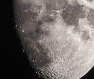 Le cratère Copernic Image stock