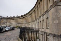 Le croissant, Bath Photographie stock