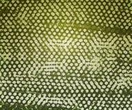 Le cru vert pointille la texture Photographie stock libre de droits