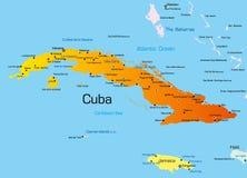 Le Cuba Images stock
