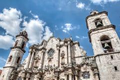 Le Cuba Havana Plaza Vieja Photographie stock