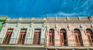 Le Cuba la Caraïbe Images libres de droits