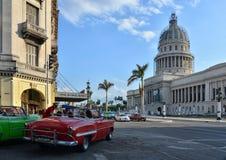 Le Cuba, la Havane Photos stock
