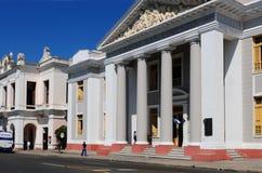 Le Cuba : Les bâtiments coloniaux Collegio San Lorenzo de style images libres de droits