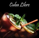 Le Cuba Libre photo libre de droits