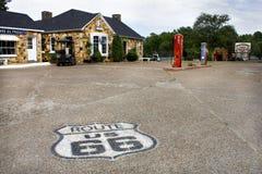 Le Cuba, Missouri, Etats-Unis - vers le motel de roues en juin 2016 sur l'itinéraire 66 Cuba Missouri Etats-Unis photos stock