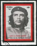 Le CUBA - 1968 : montre à commandant Ernesto Guevara de la Serna Che Guevara 1928-1967, chef de révolution Photographie stock