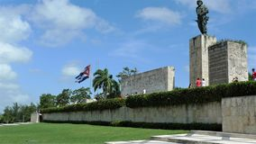 Le Cuba, Santa Clara photos stock