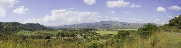 Le Cuba - Valle de Los Ingenios Images stock