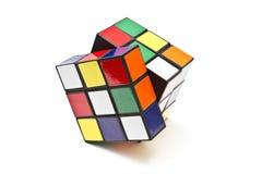 Le cube de Rubik Photo stock