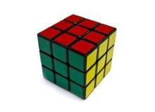 Le cube de Rubik Photo libre de droits