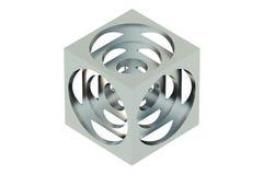 Le cube de Turner Images stock