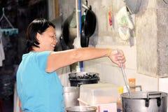 Le cuisinier Image libre de droits