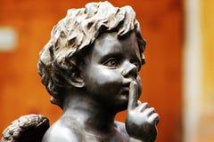 Le cupidon est le dieu de l'amour Images stock