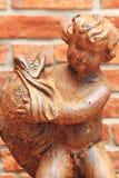 Le cupidon est le dieu de l'amour Images libres de droits
