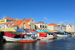 Le Curaçao photo libre de droits