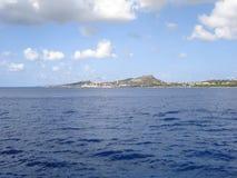 Le Curaçao Photos libres de droits