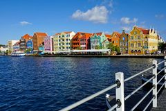 Le Curaçao la Caraïbe photo libre de droits