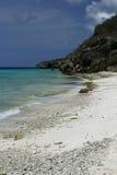 Le Curaçao - paradis de plage photo stock